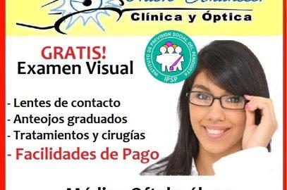 Nueva jornada oftalmológica