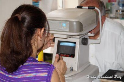 Exitosa jornada oftalmológica en el IPSP