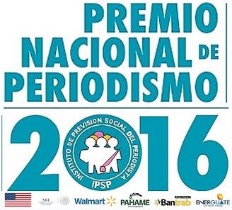 En marcha el Premio Nacional del Periodismo 2016