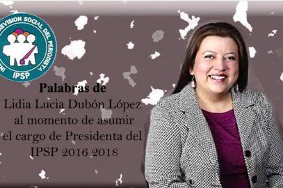 Lucia Dubón  y el Consejo Directivo 2016-2018 continuarán luchando por el beneficio de los afiliados del IPSP