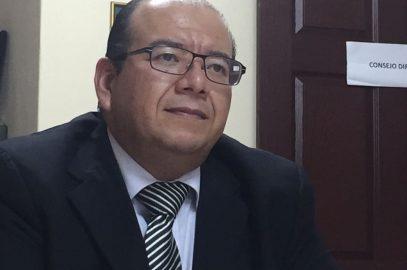 Consejo elige al nuevo gerente del IPSP Carlos Alberto Bran Padilla asumirá el 1 de junio