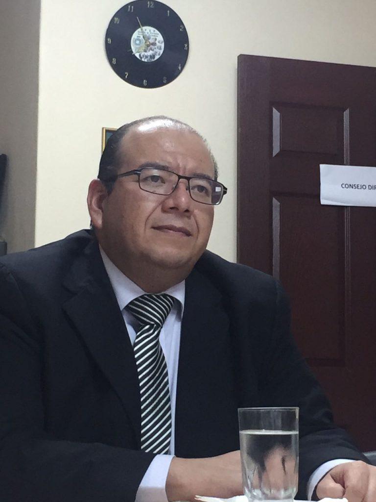 Ing. Carlos Alberto Bran Padilla