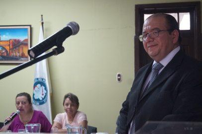 Consejo Directivo presenta a nuevo gerente En dos meses deberá presentar avances
