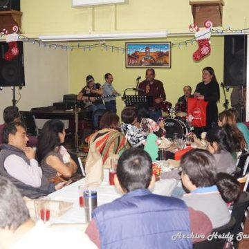 IPSP celebra convivio en ambiente de armonía